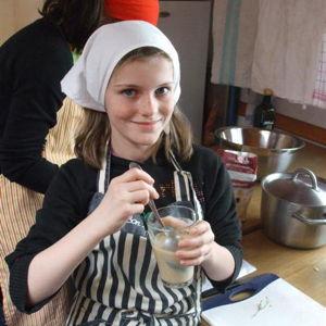 Bild zum Weblog Dreimal Frühlingsküche