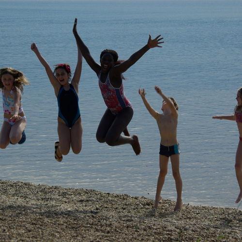 Bild zum Weblog Sonnenschein und Ferienzeiten, Jesus will den Weg uns leiten ...