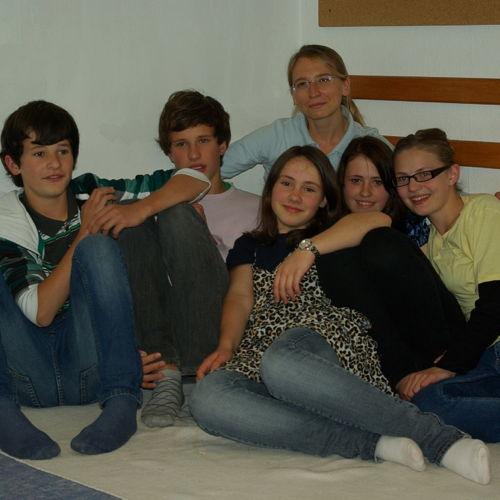 Bild zum Weblog Beim Blättern in den Bildern meiner Kindheit ...