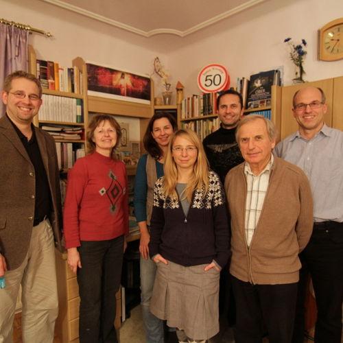 Bild zum Weblog Wir gratulieren zum 50.!
