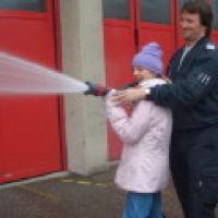 Bild zum Weblog Bei der Feuerwehr