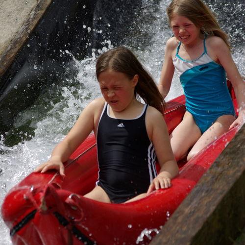 Bild zum Weblog Splish! Splash!