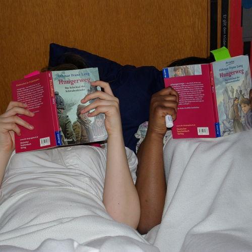 Bild zum Weblog Ein Buch ist wie ein Garten, ...