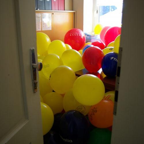 Bild zum Weblog Balloons!