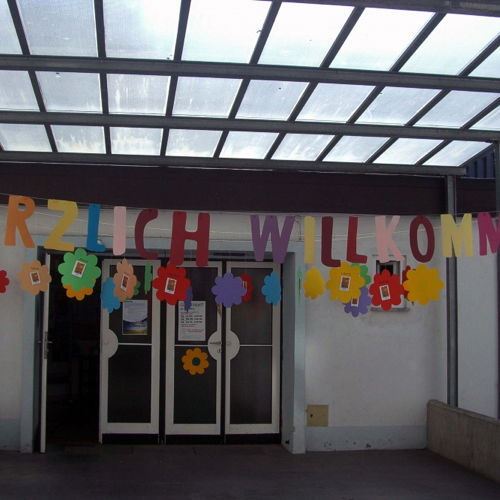 Bild zum Weblog Erster Schultag – erste Schulwoche