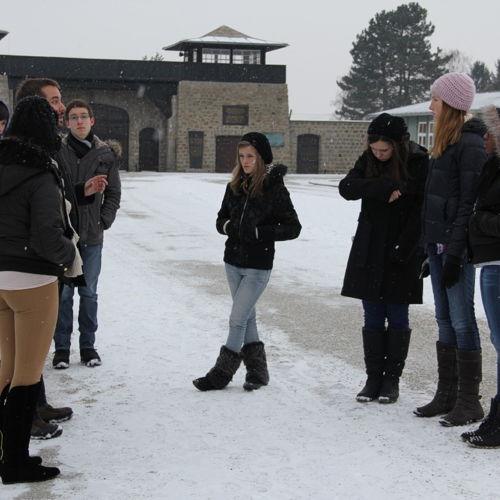 Bild zum Weblog Exkursion in die Geschichte...