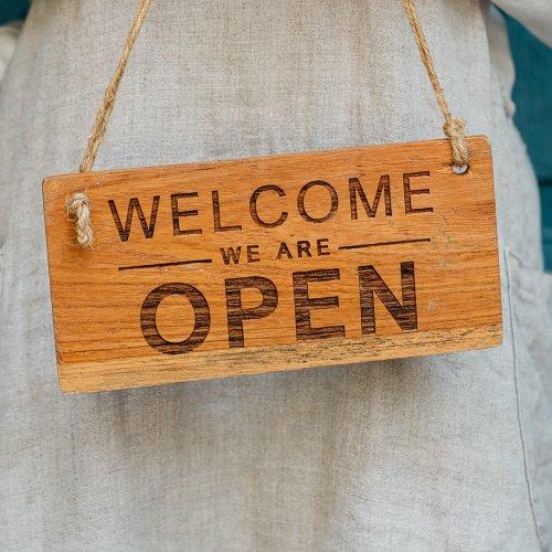 Bild zum Weblog Die Türen sind geöffnet!