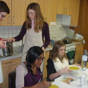 Bild zum Weblog Kochtagebuch...
