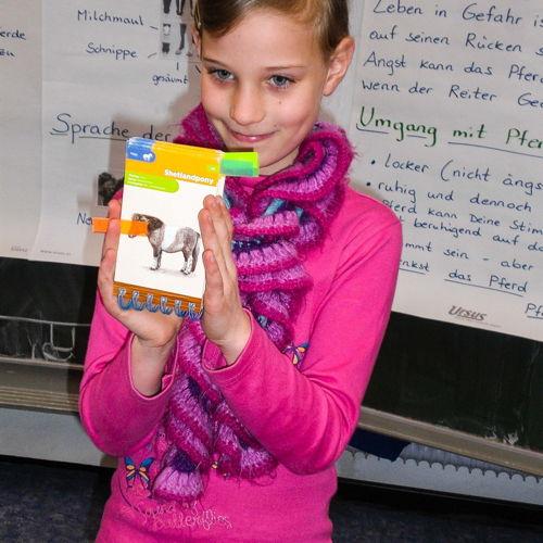 Bild zum Weblog Tierreferate in der Volksschule