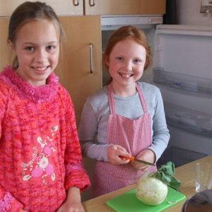 Bild zum Weblog Die hohe Kunst des Kochens