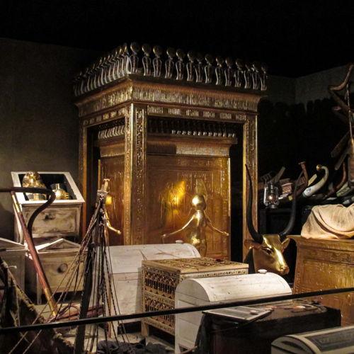 Bild zum Weblog Tutanchamun