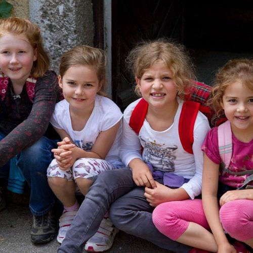 Bild zum Weblog Das Wandern ist der Kinder Lust