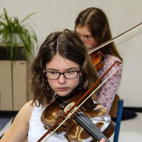 Bild zum Weblog Wir musizieren zusammen...
