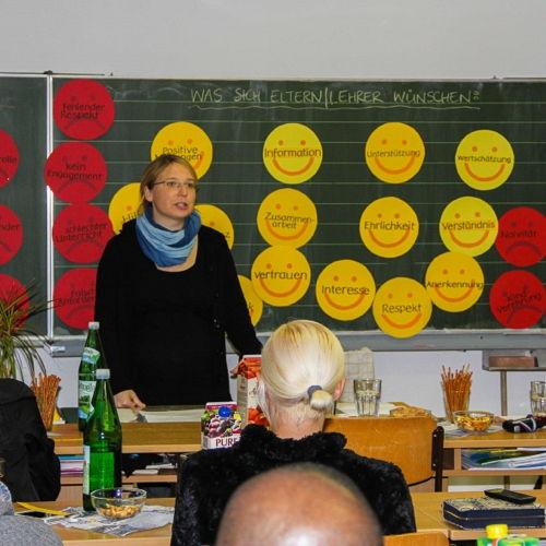 """Bild zum Weblog """"Hilfe! Lehrer! Wie das """"rote Tuch"""" ..."""