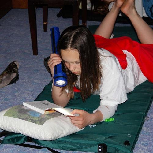Bild zum Weblog Taschenlampen an...