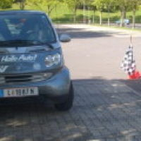 Bild zum Weblog Reaktionsweg + Bremsweg = Anhalteweg