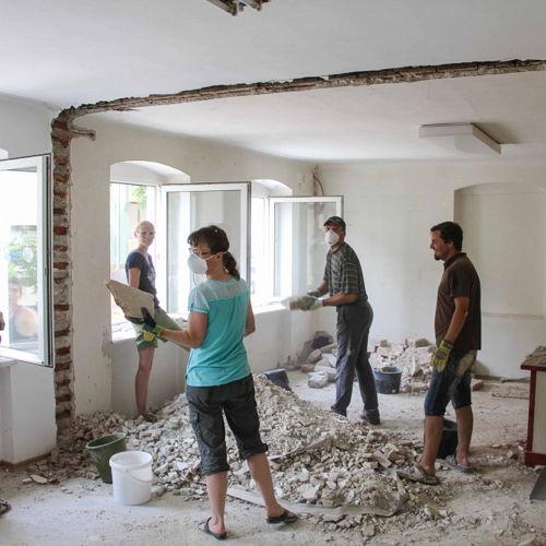 Bild zum Weblog Neue Räume