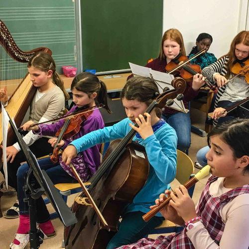 Bild zum Weblog Viva la musica …
