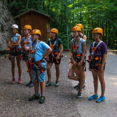 Bild zum Weblog Schullager III