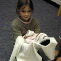 Bild zum Weblog Das Kind in der Krippe